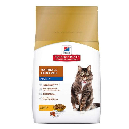 HILL'S® SCIENCE DIET® FELINE HBC 7+ ACTIVE LONGEVITY