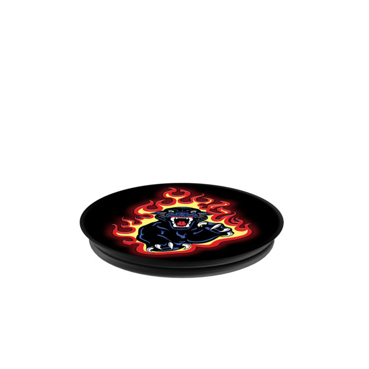 POP SOCKET PANTHER FLAMES