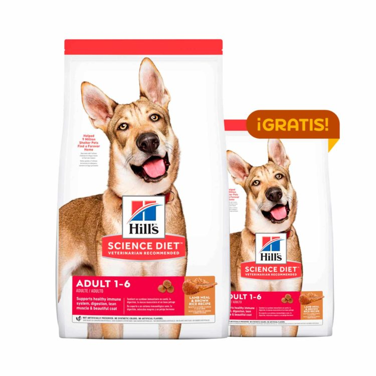 HILLS SCIENCE DIET CANINE ADULT