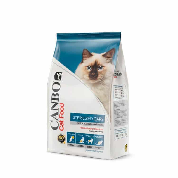 Canbo Super Premium Gatos Adultos Esterilizados | MascotaVeloz