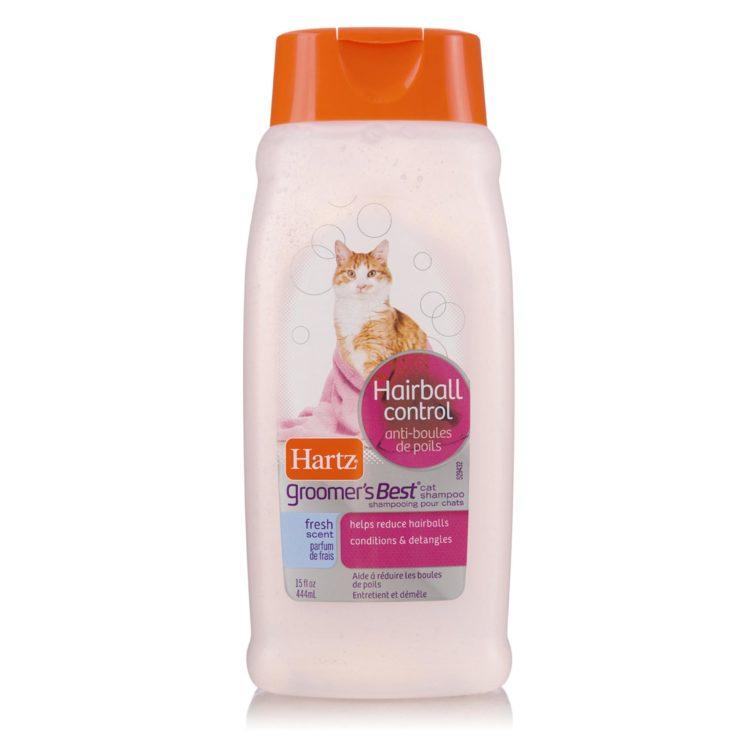 Hartz Shampoo Hairball Control