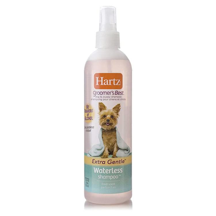 HARTZ GROOMER'S BEST WATERLESS DOG SHAMPOO