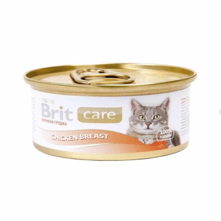 BRIT CARE CAT CHICKEN BREAST