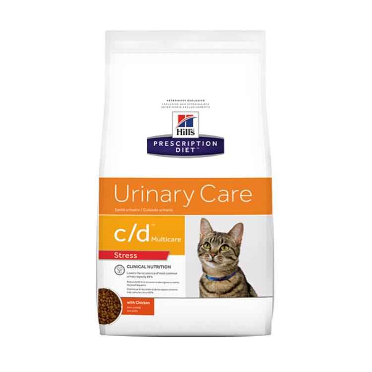 Hills PD Feline C/D Multicare Stress   Mascota Veloz