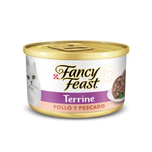 Fancy Feast Terrine Pollo Y Pescado
