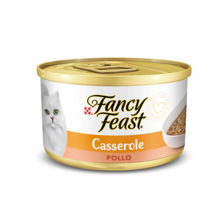 FANCY FEAST CASSEROLE POLLO