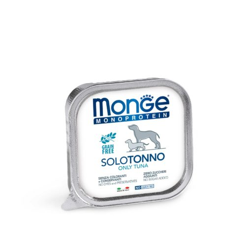 MONGE CANINE ADULT MONOPROTEIN ATUN LATA