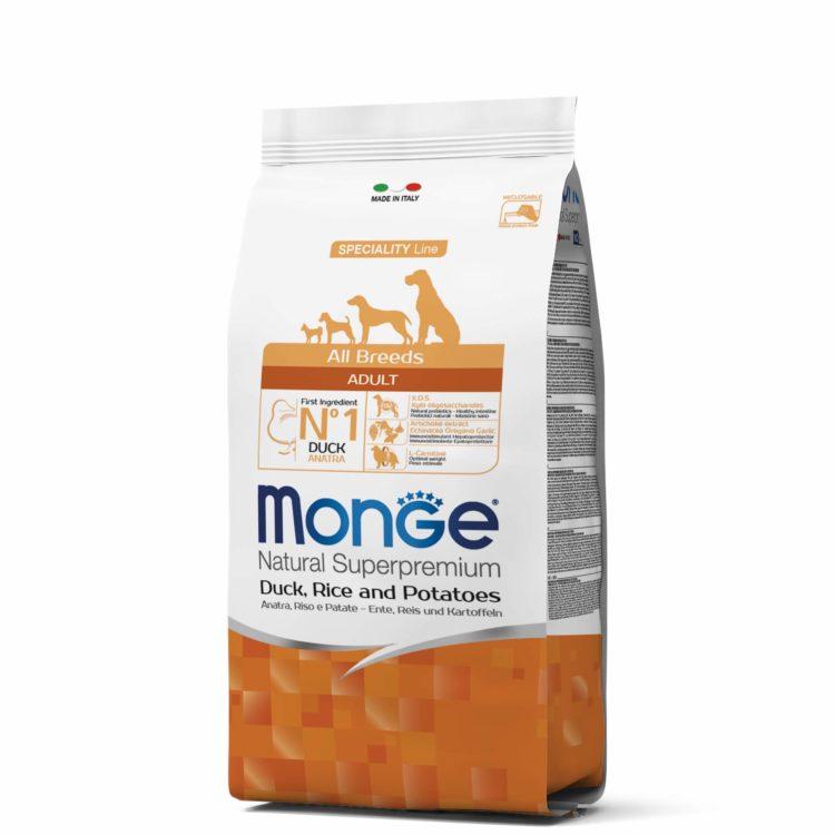 MONGE CANINE ADULTO