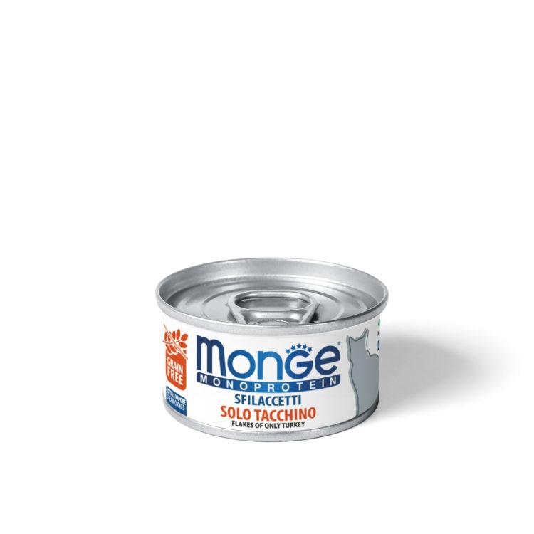 MONGE FELINE ADULT MONOPROTEIN PAVO