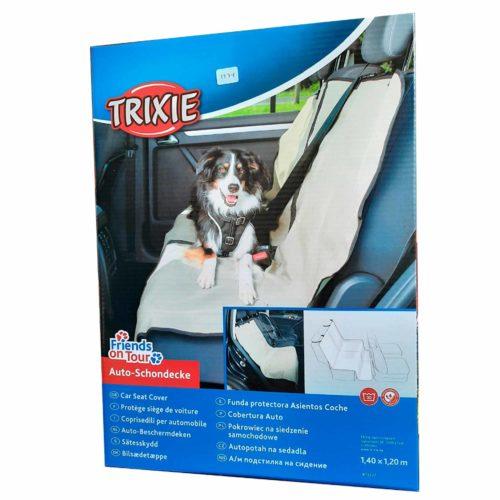 Protector Trixie De Asiento | Mascota Veloz