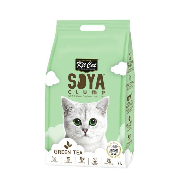 KIT CAT SOYACLUMP SOYBEAN LITTER