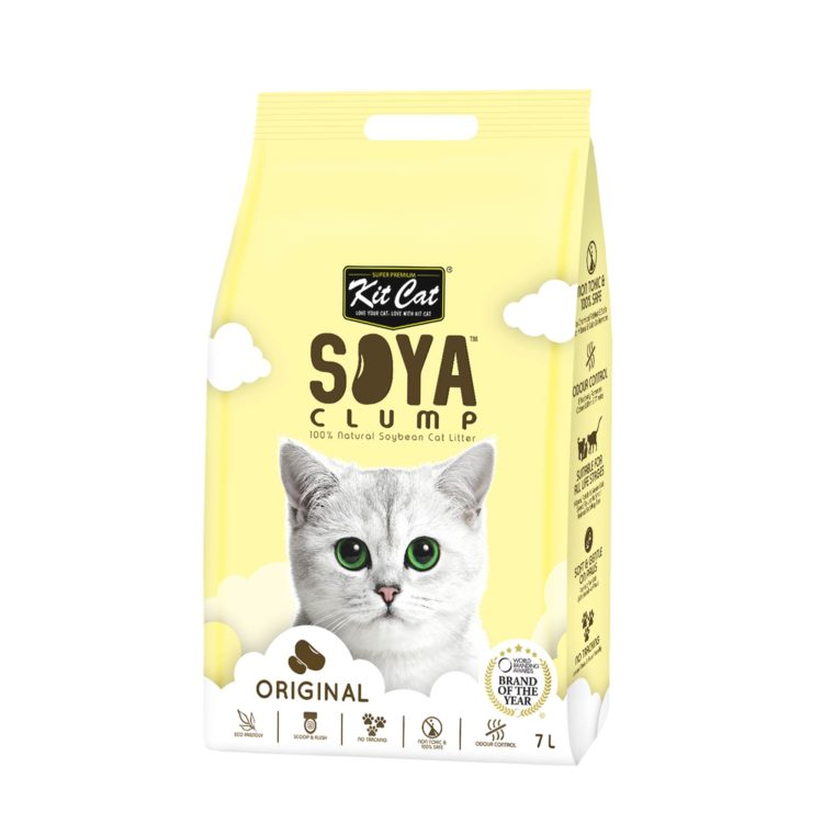 Kit Cat Soyaclump Soybean Litter Original