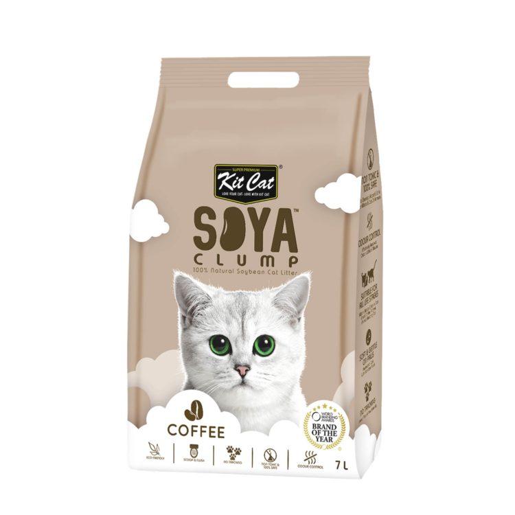 Kit Cat Soya clump Coffee | Mascota Veloz