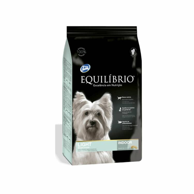 EQUILIBRIO ADULT DOGS LIGHT SMALL BREEDS