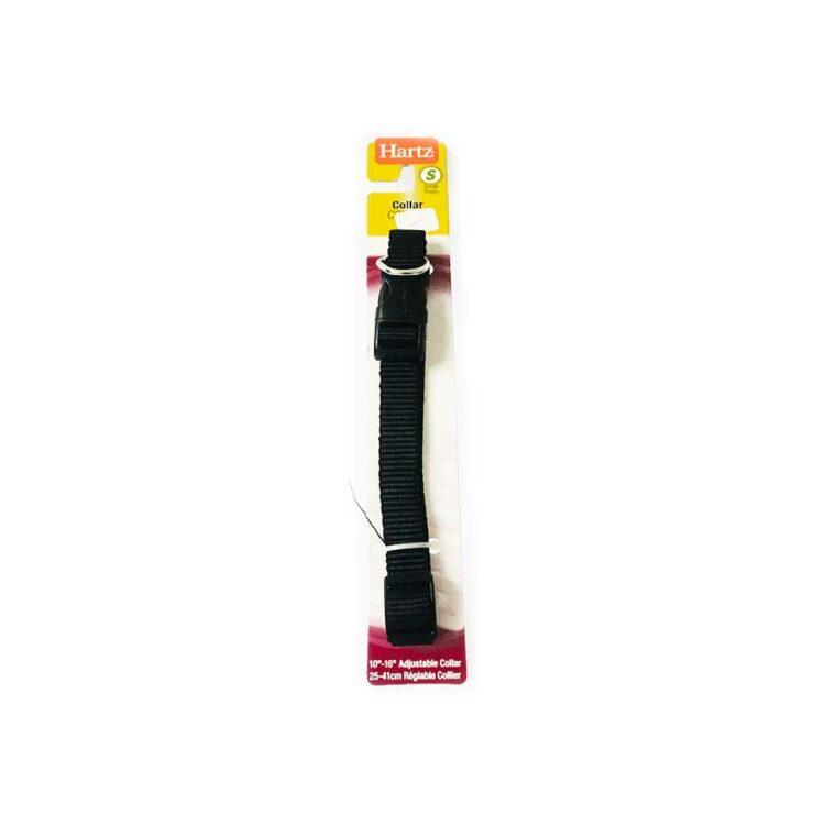 Hartz Collar 10-16x5/8 Color Negro | Mascota Veloz