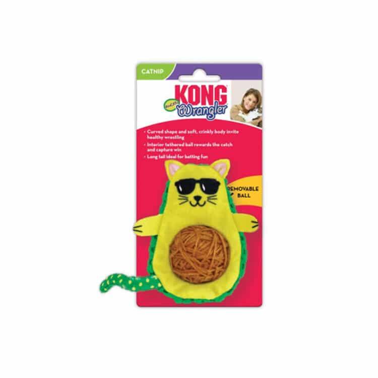 Kong Cat Wangler Avocato