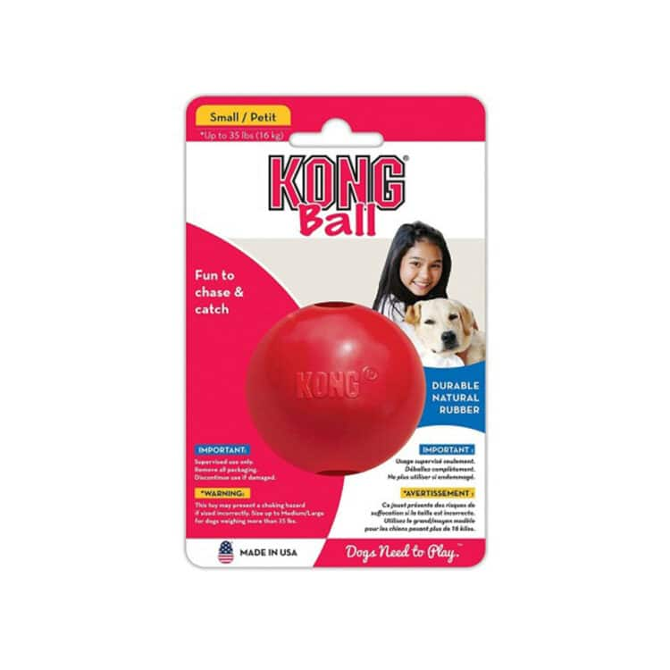 KB2-SMALL KONG BALL