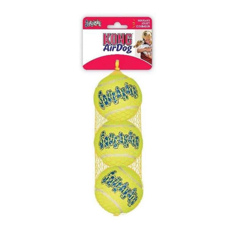 Small Squaker Tennis Balls MASCOTA VELOZ