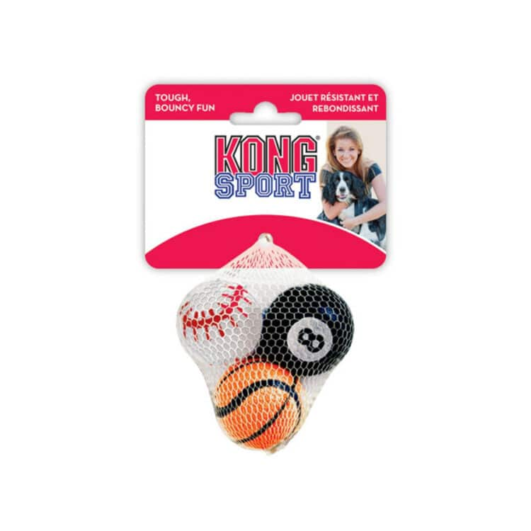 Sport Balls Small (Pack 3 Unid.)