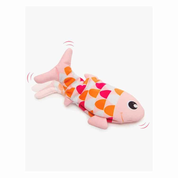 CAT IT GROOVY FISH ROSADO