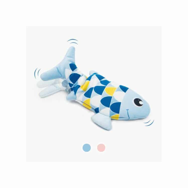 CAT IT GROOVY FISH AZUL